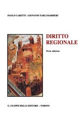 Caretti, Tarli Barbieri - Diritto regionale