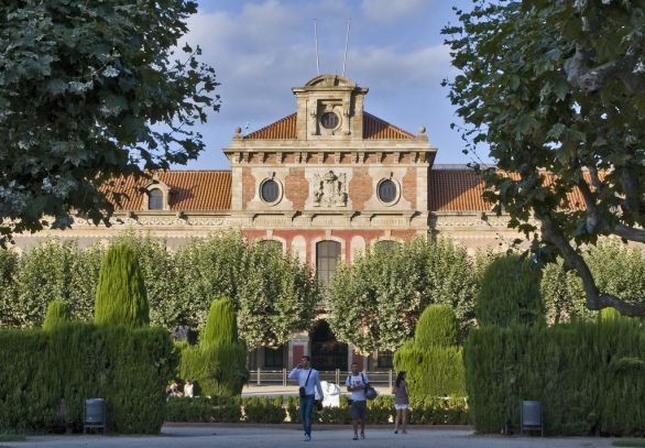 Parlamento della Catalogna