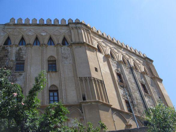 Palermo, Palazzo dei Normanni