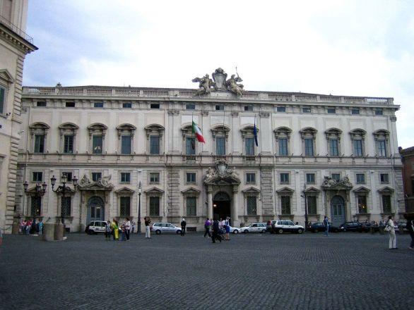 Roma, Consulta