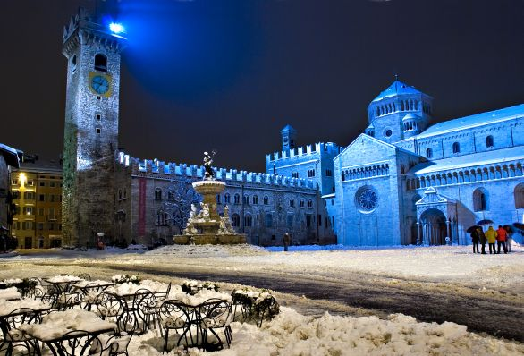 Trento, Piazza Duomo