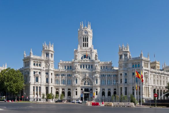 Madrid, Palazzo di Cibele