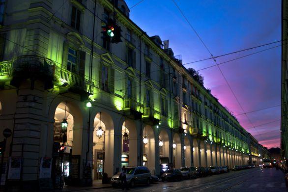 Torino, Via Po