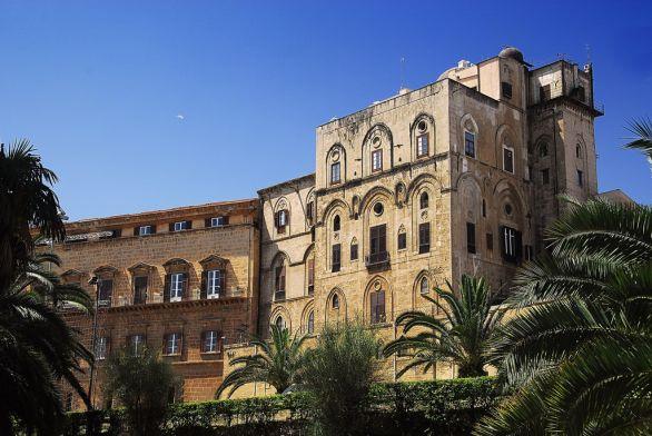 Palermo, Palazzo dei Normanni (sede della Regione)